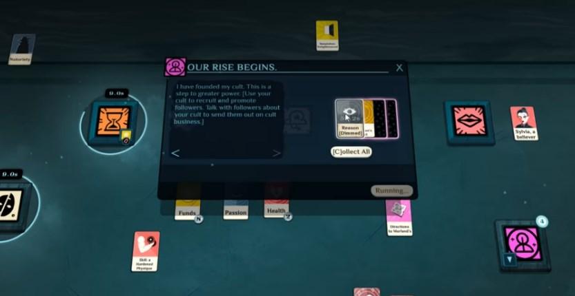 Photo of Capsule Review: Cultist Simulator