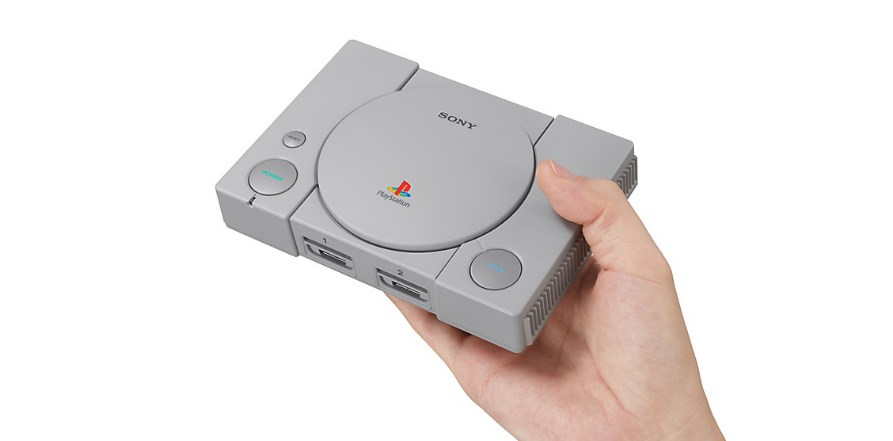 """Photo of Sony Announces the """"Classics"""" Packed Into PlayStation Classic"""