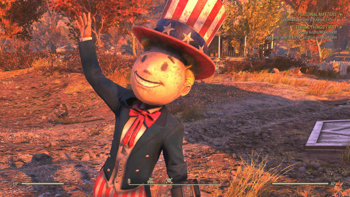 Fallout 76 Wave