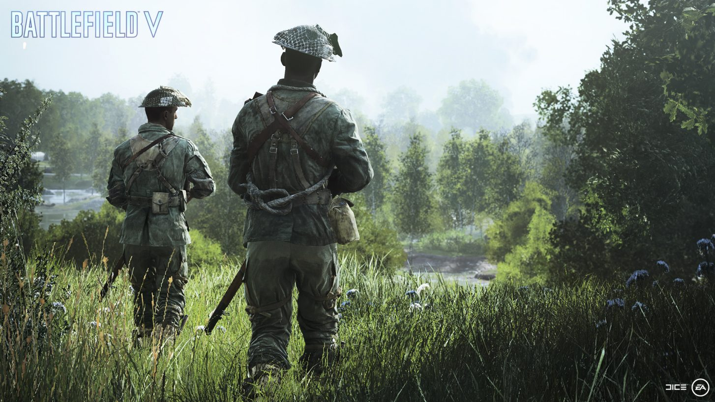 Photo of Battlefield V Won't Have Battle Royale This Year