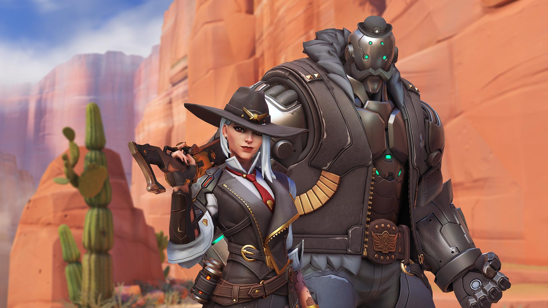 Photo of Ashe Is Everything Wrong With Overwatch Hero Diversity