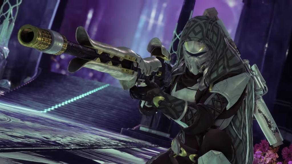 Destiny 2 Forsaken Sniper