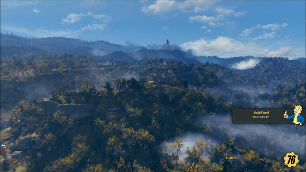 Fallout 76 Restart
