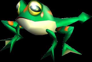 Froggy (Sonic Adventure)
