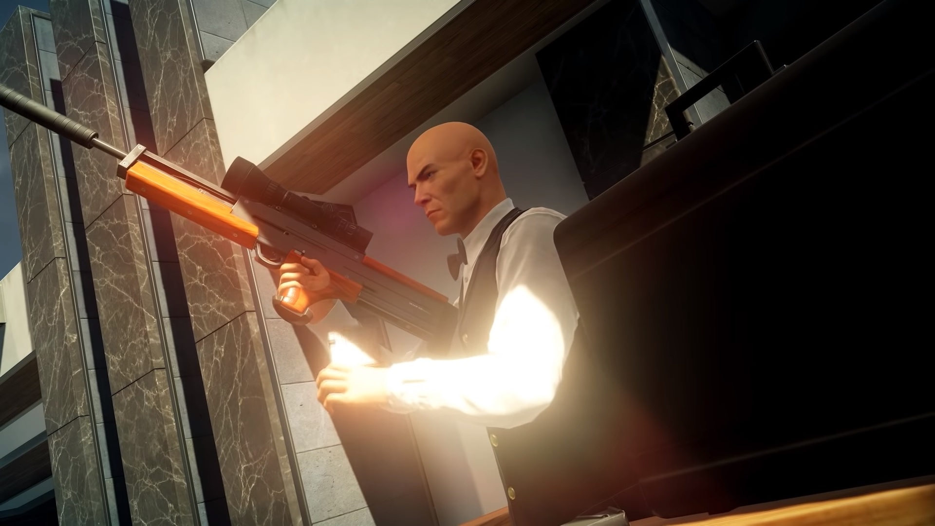 Photo of Hitman 2 Walkthrough – Miami Silent Assassin, Suit Only on Master Difficulty Guide