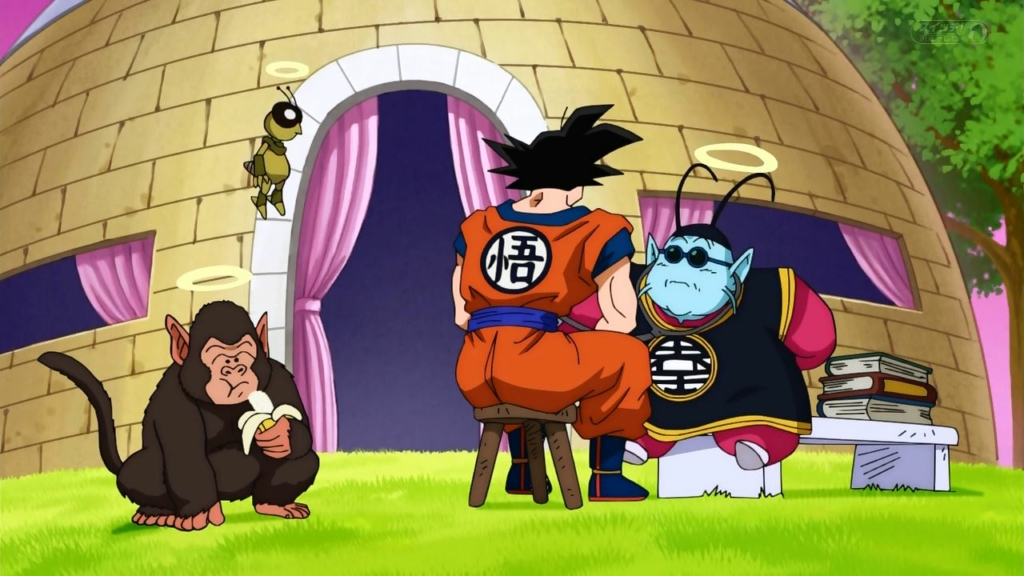 Dragon Ball Z (Kai House)