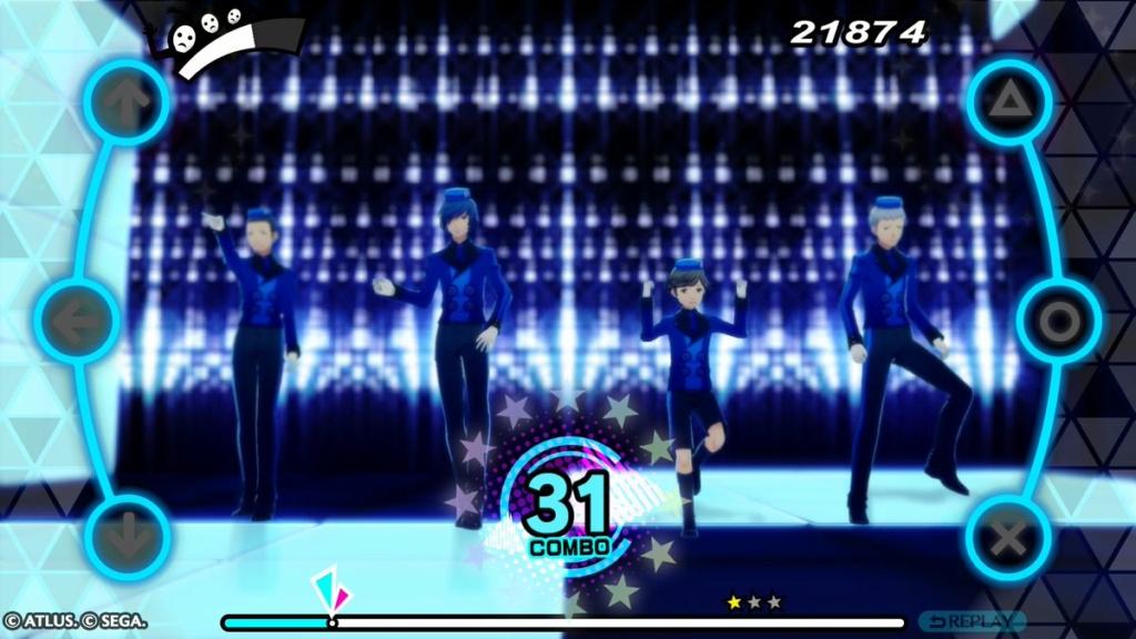 Persona Dancing Review