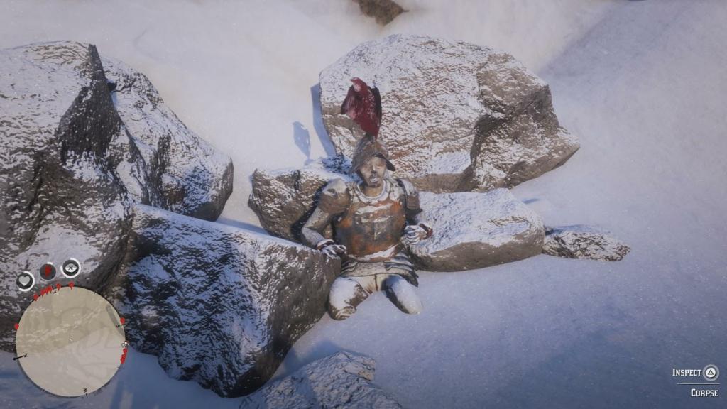 red dead conquistador