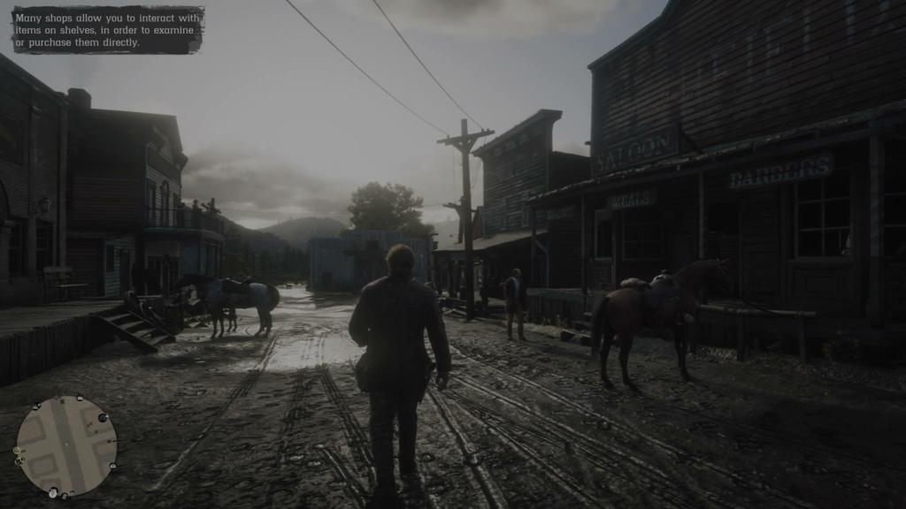muddy town