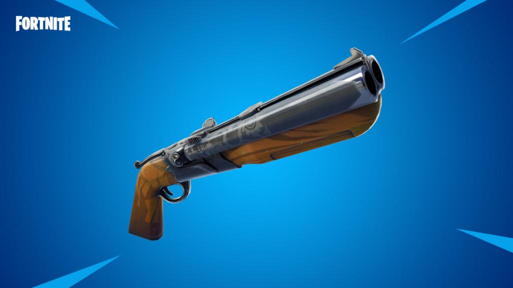 fortnite shotgun