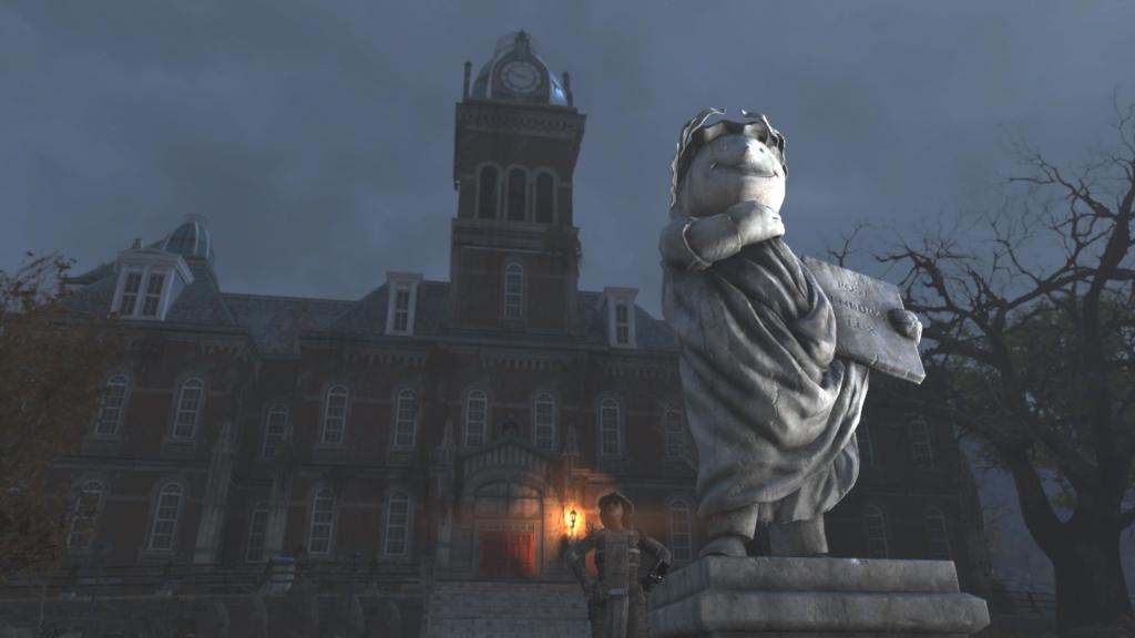 Fallout 76 Vault-Tec University