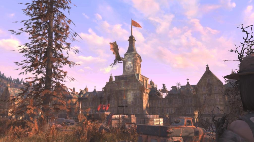 Fallout 76 Weston State Hospital