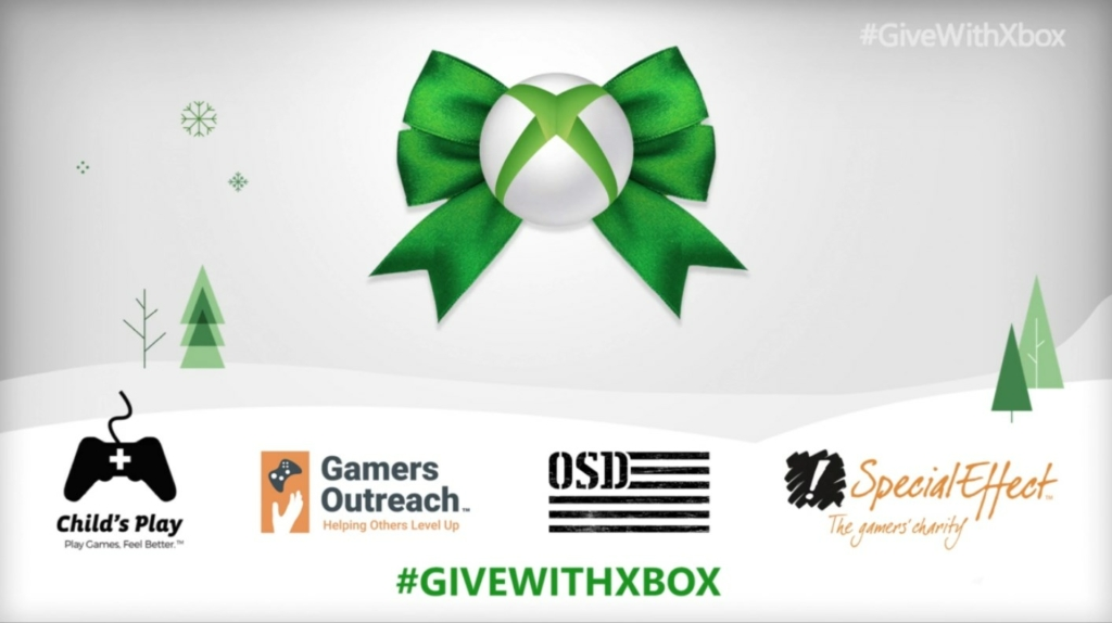 give with xbox