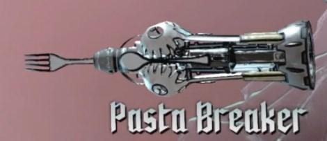 pasta breaker devil may cry 5