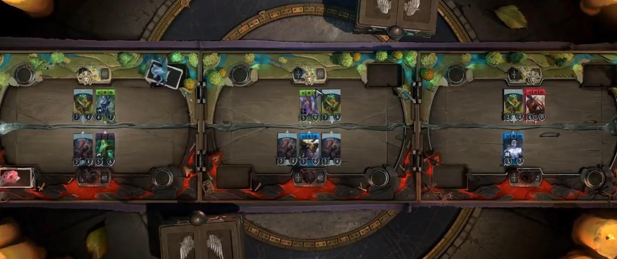 artifact triple board