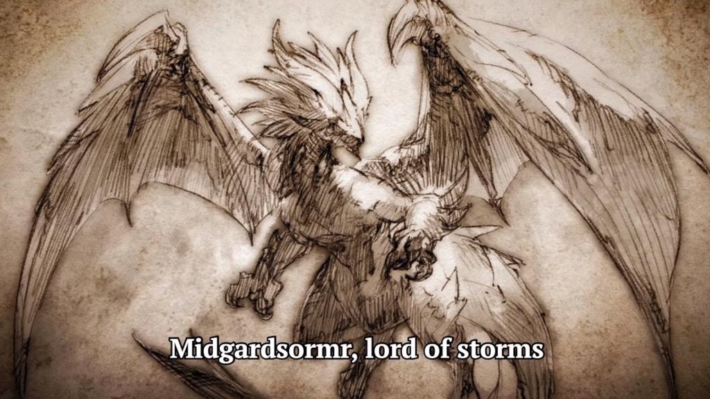dragalia lost midgardsormr