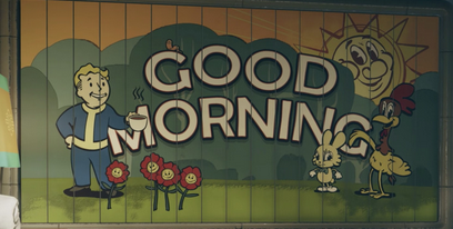good morning fallout 76