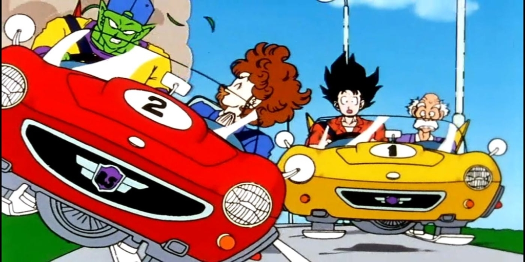 Dragon Ball Z (Driving)