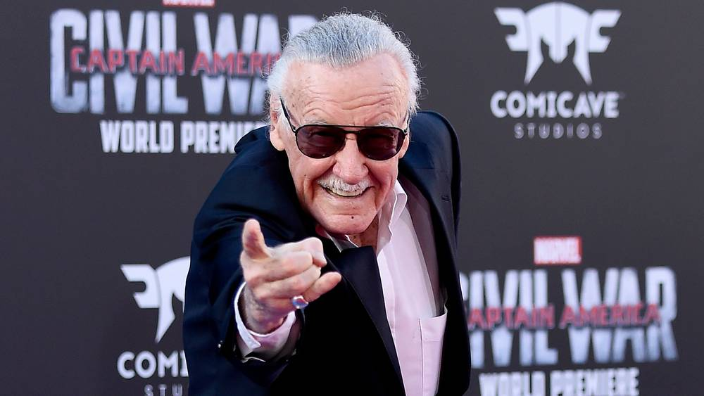 Photo of Stan Lee, Comics Legend, Has Died at 95