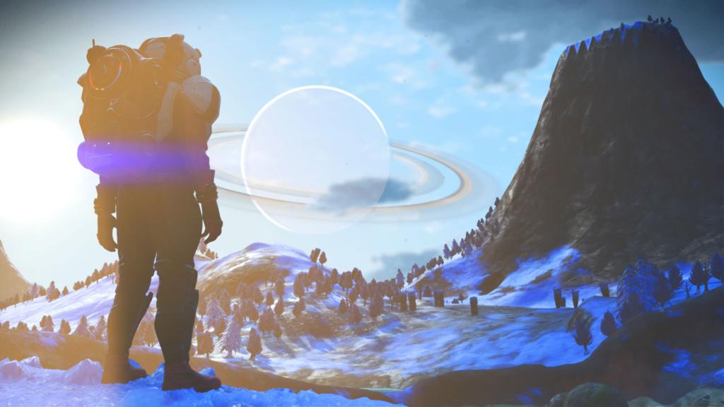 No Man's Sky Visions