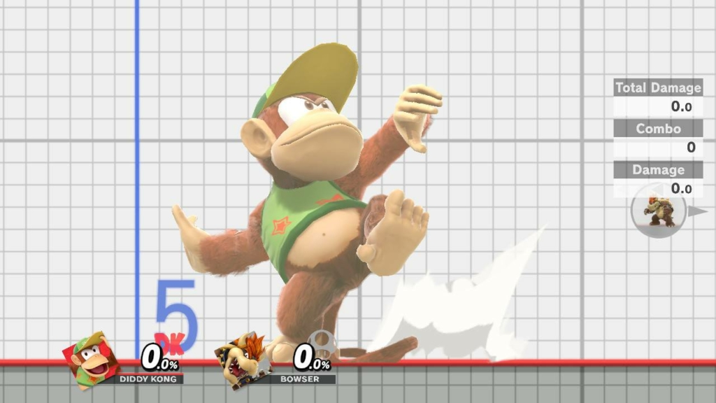 Diddy Kong Green