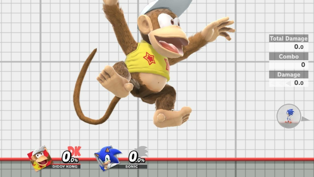 Diddy Kong Yellow
