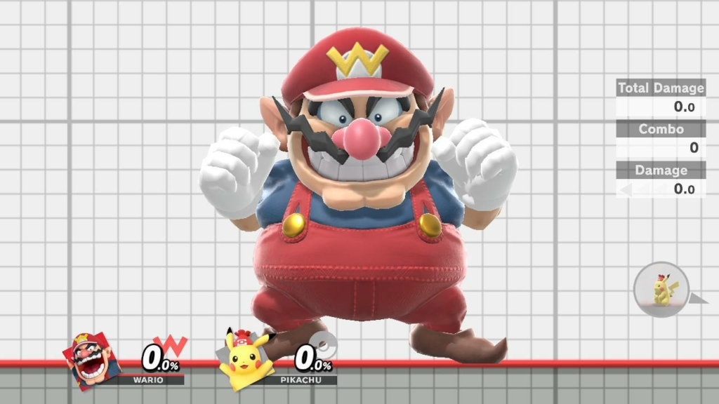 Wario Red