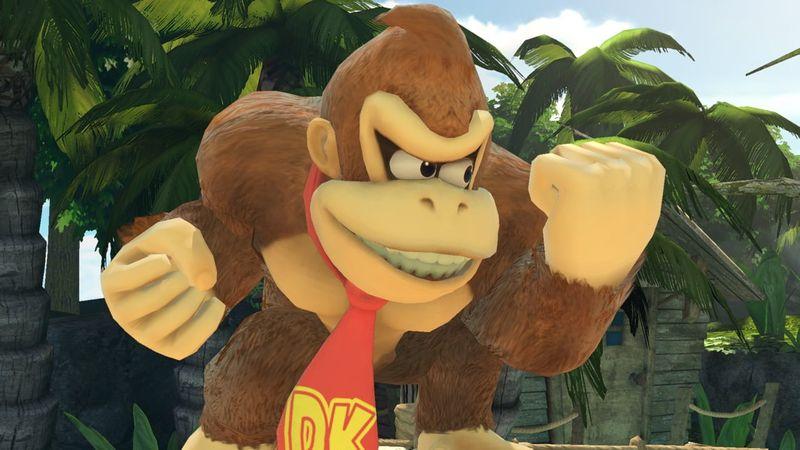 Smash Ultimate Donkey Kong