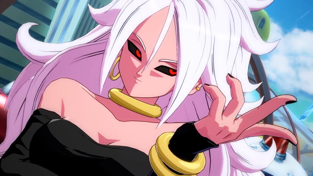 Android 21 Game of the Year