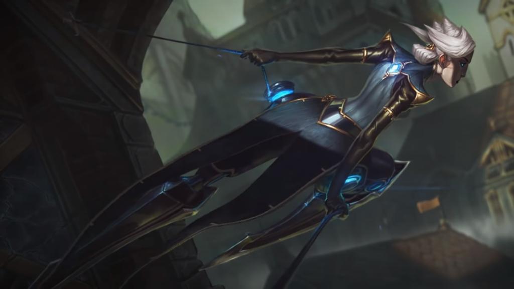 Camille League of Legends Tier