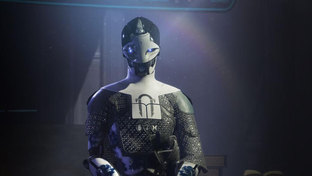 Destiny 2 Lock and Key