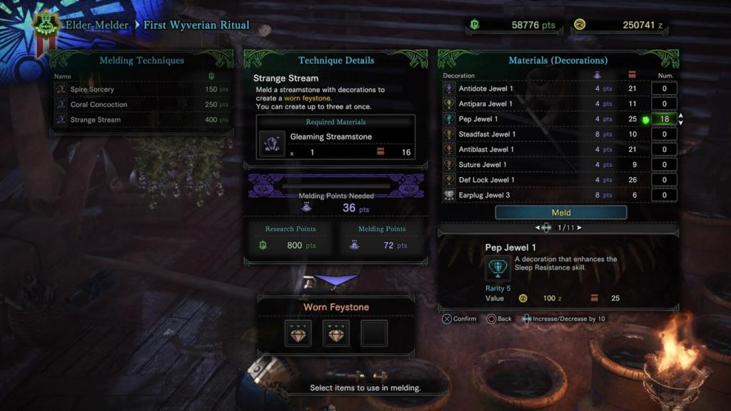 Elder Melder Monster Hunter World