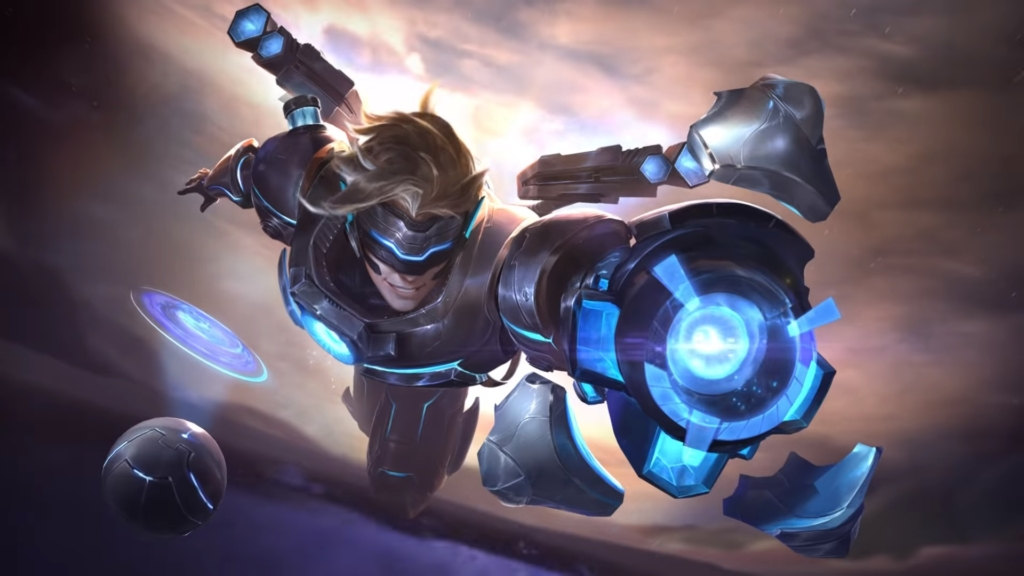 Ezreal League of Legends Tier