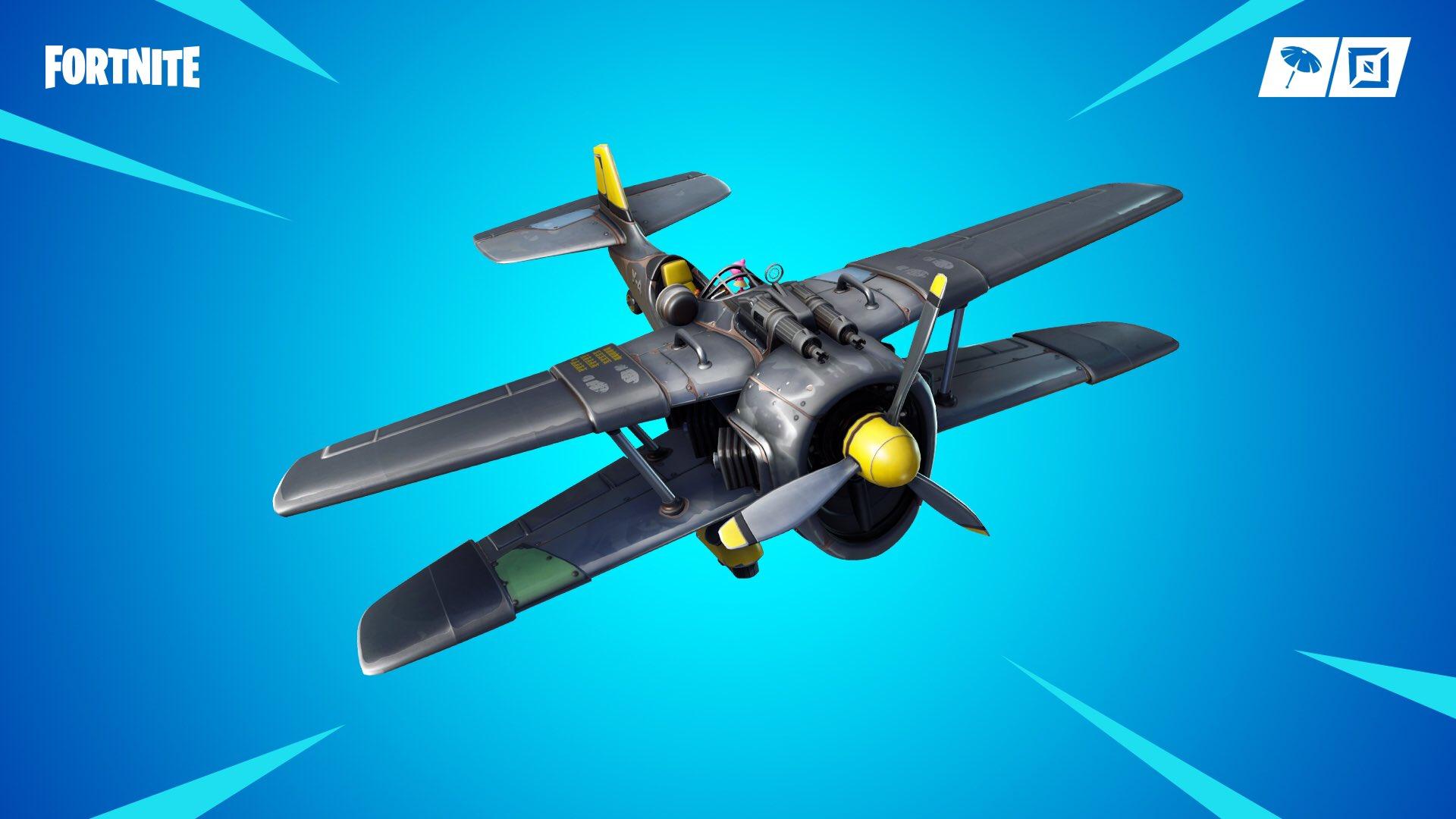 Fortnite X4 Stormwing