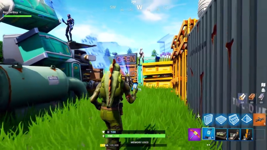 Fortnite Creative How To Delete Deleting Water Everything You Need To Know About Fortnite Creative Mode