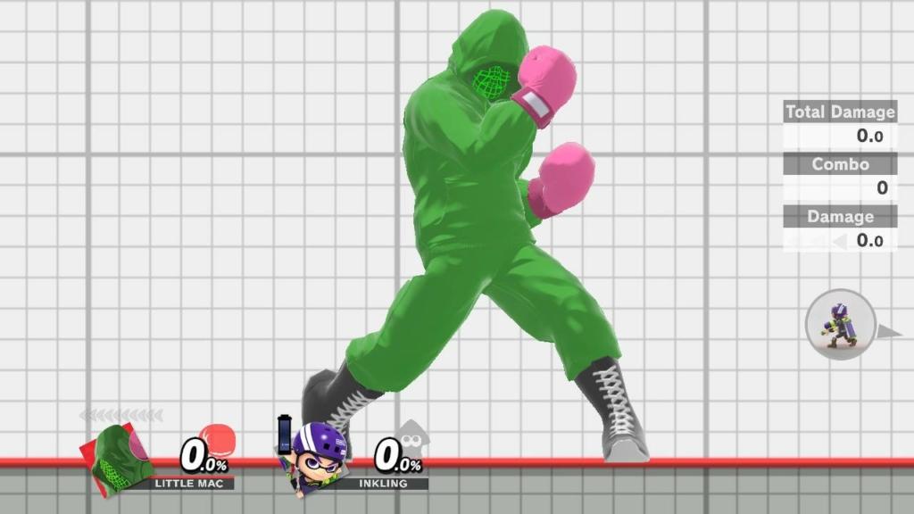 Little Mac Smash Ultimate