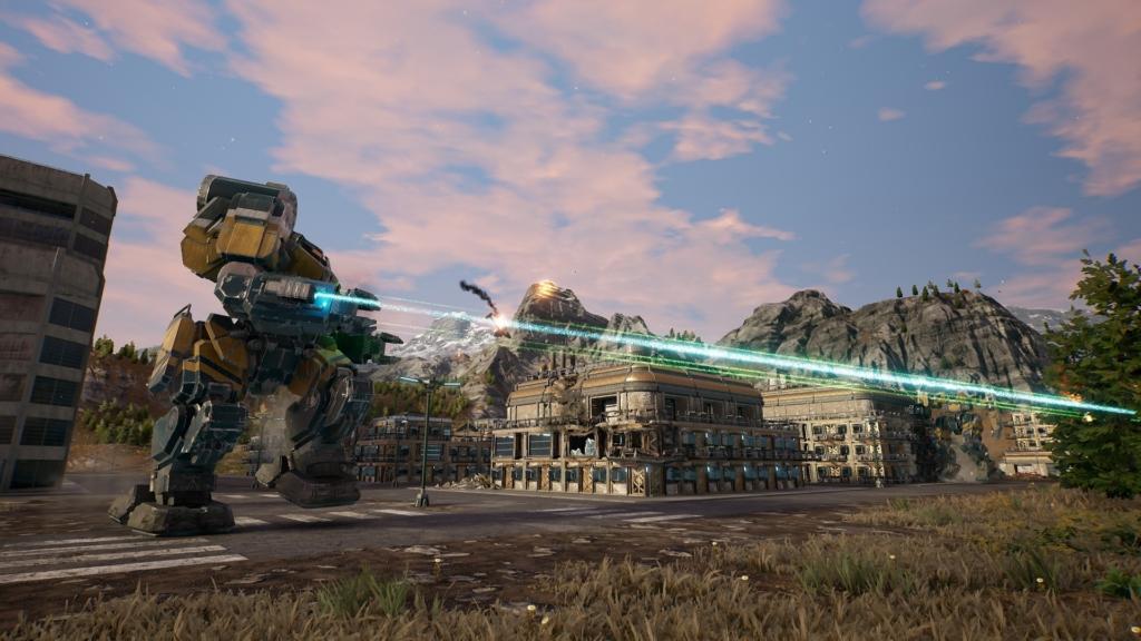 MechWarrior 5 Preview