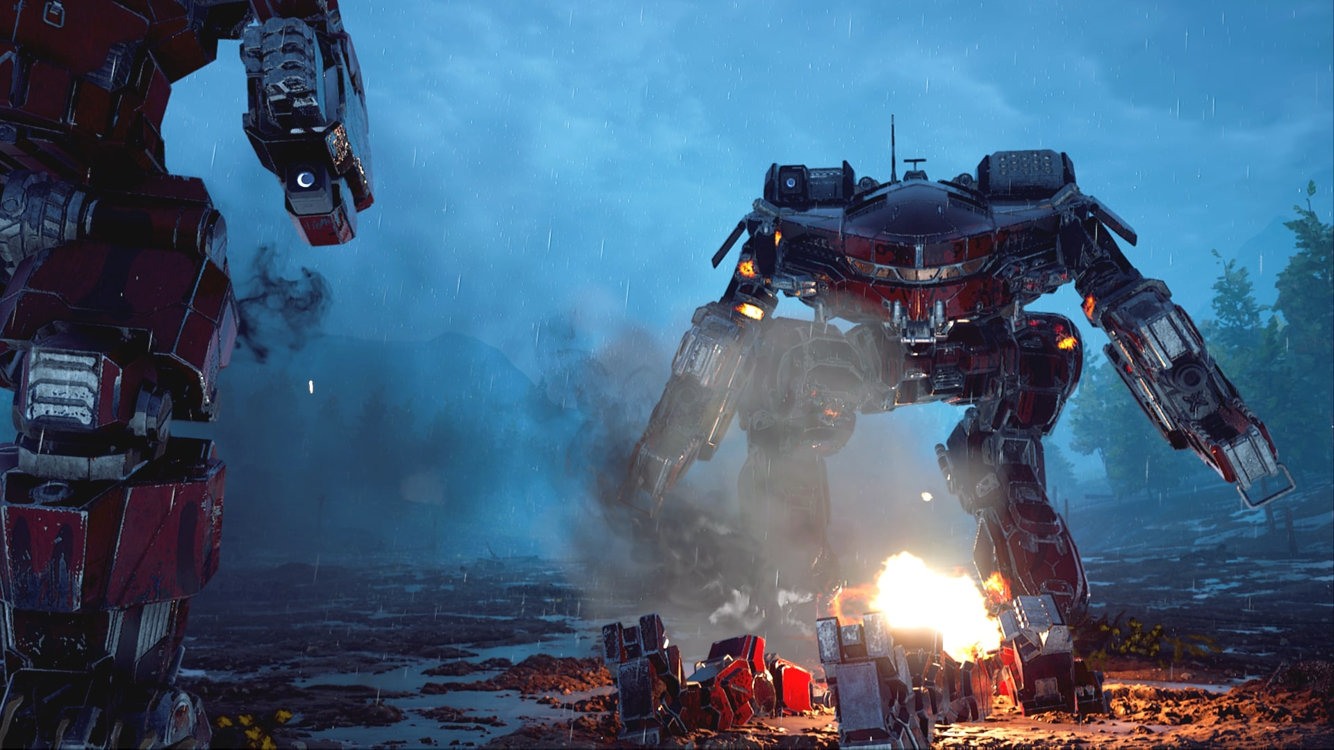 Photo of MechWarrior 5 Is Building Giant Robots With Authenticity in Mind