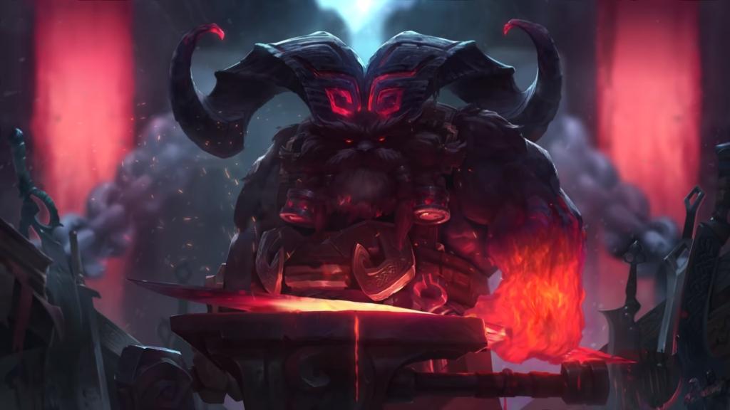 Ornn League of Legends Tier