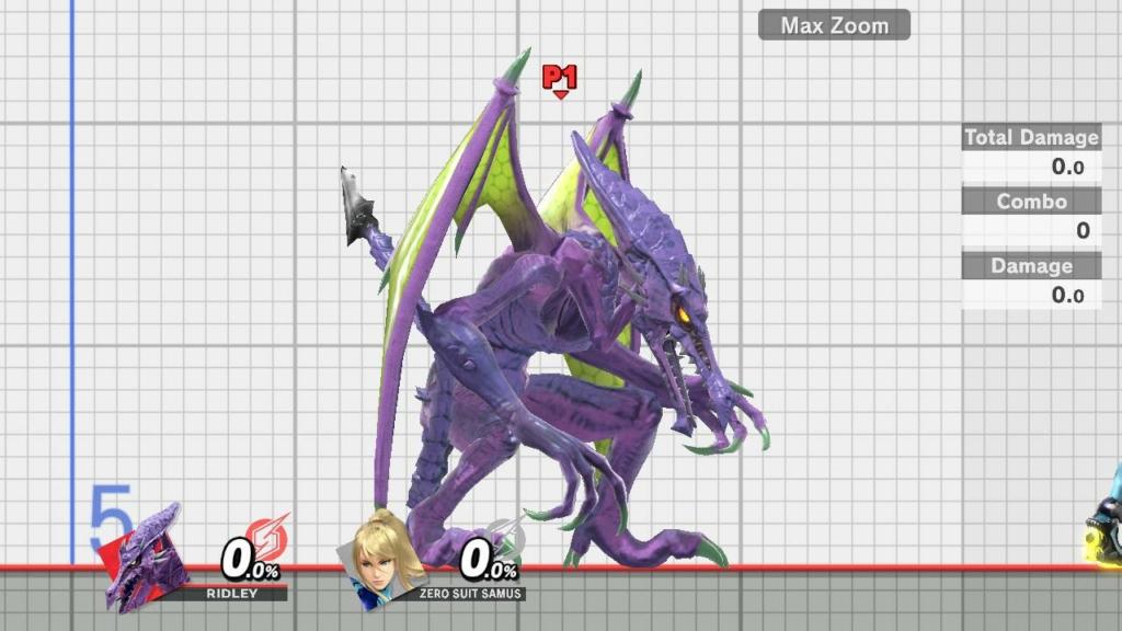 Ridley Smash Ultimate
