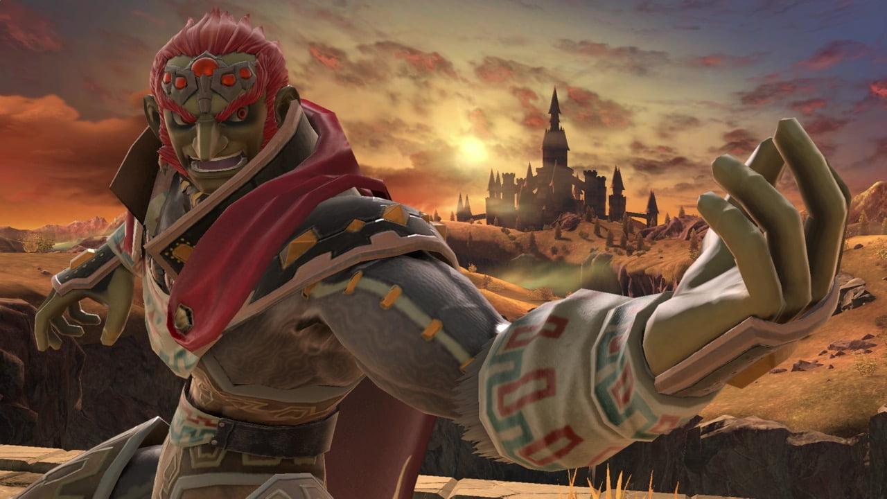 Smash Ultimate Ganondorf