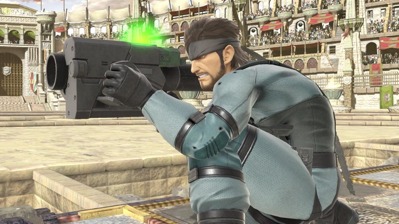 Smash Ultimate Snake