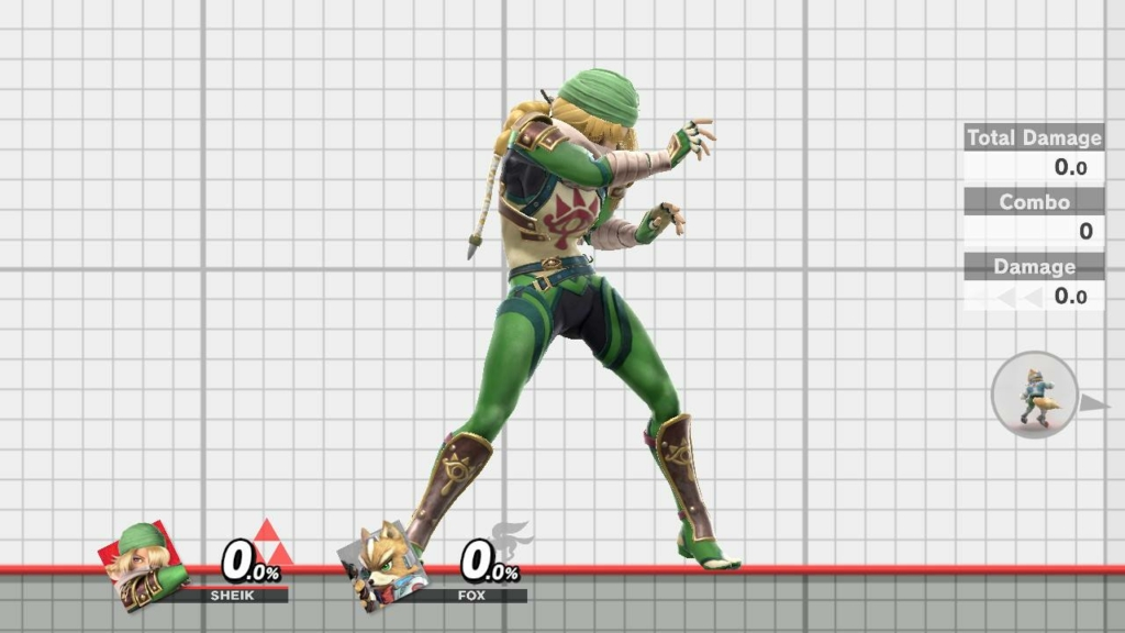 Sheik Smash Ultimate
