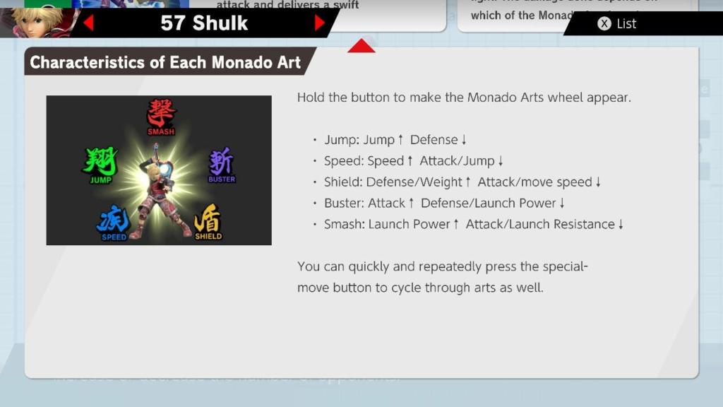 Shulk Smash Ultimate Guide