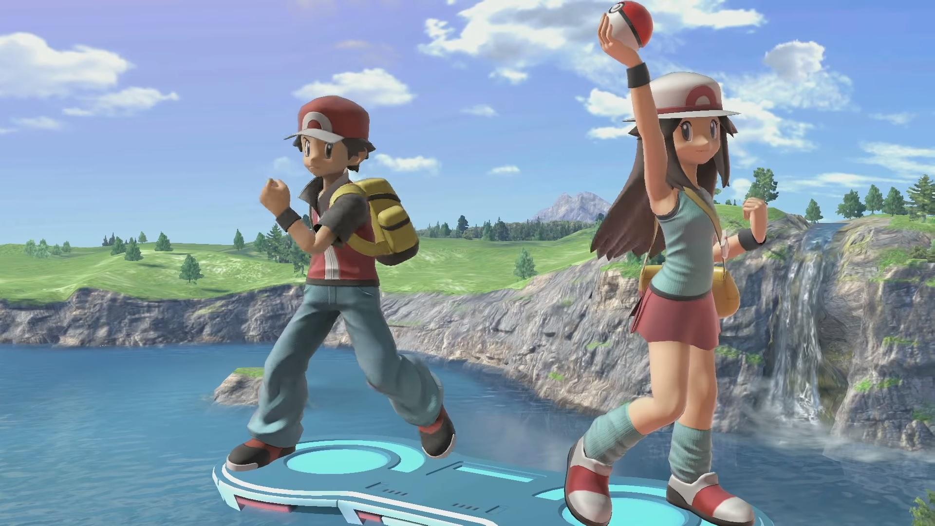 Smash Pokemon Trainer Guide