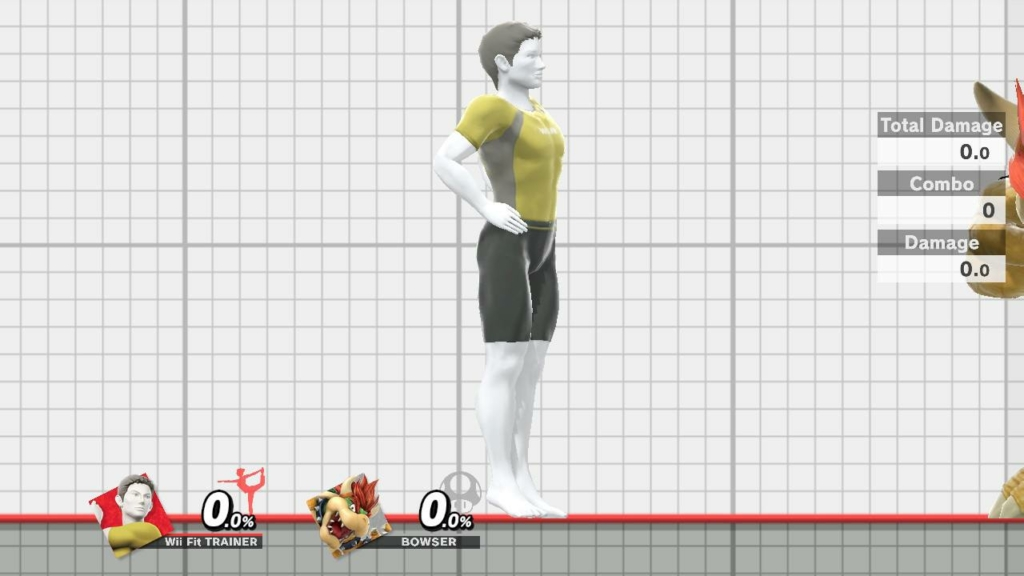 Wii Fit Smash