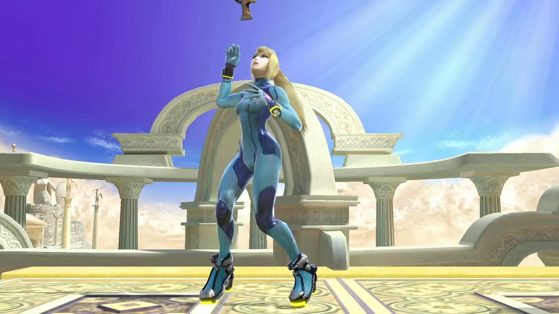 Zero Suit Samus Smash Guide