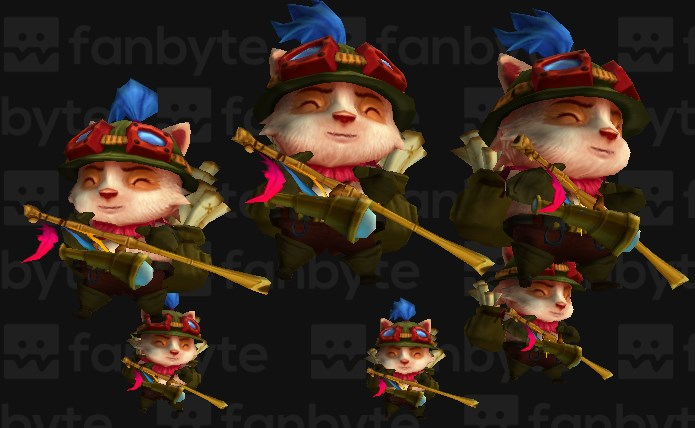 teemo league of legends