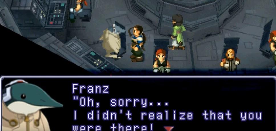 franz xenogears