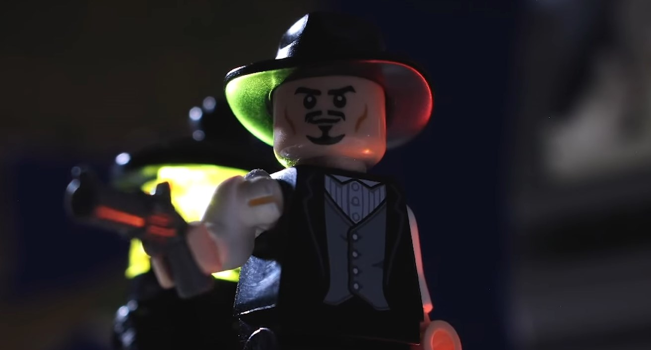 Photo of Red Dead Redemption 2 Looks Pretty Great as LEGO